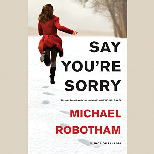 Say You're Sorry audiobook cover art