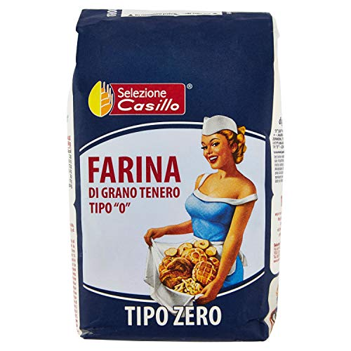 Selezione Casillo Farina per Prodotti Dolci e Salati Fatti in Casa - 1 kg