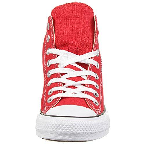 Converse Chuck Taylor All Star Hi Red M9621 Rojo, Größe Schuhe Herren:EUR 43