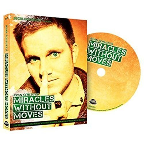 Miracles Without Moves by Ryan Schlutz and Big Blind Media - DVD