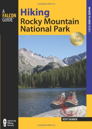 Hiking Rocky Mountain National Park: Including Indian Peaks Wilderness (Regional Hiking Series)