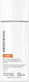 neostrata sunscreen