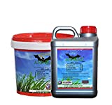 AnniBat Guano de murciélagos 5 litros líquido + 5 kg de guano BIO orgánico abono plantas Fertilizante Ecológico