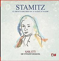 Clarinet Concerto No. 10 in B-Flat Major