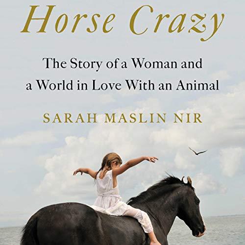 Couverture de Horse Crazy