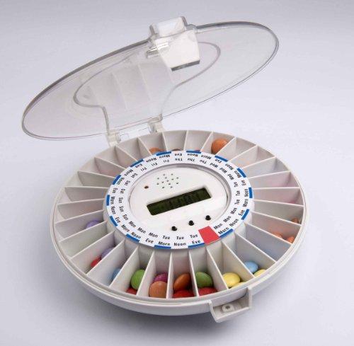 TabTime Medelert CII Cancella chiara, Automatic pill...