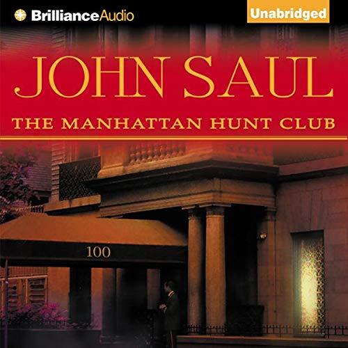 The Manhattan Hunt Club audiobook cover art