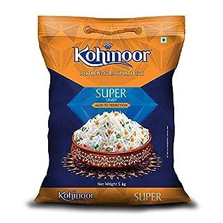 Best Kohinoor Super Silver Aged Basmati Rice in Indi 2021