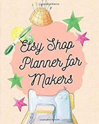 gifts for Etsy sellers ~ planner and worksheets