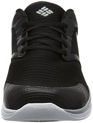Columbia ATS Trail Lite WP, Chaussures Multisport Outdoor Homme, Noir (Black/Steam), 43 EU