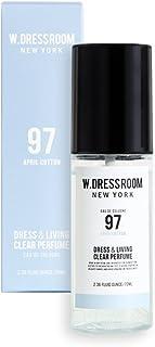 W.DRESSROOM Dress & Living Clear Perfume 70ml/ダブルドレスルーム ドレス&リビング クリア パフューム 70ml (#No.97 April Cotton) [並行輸入品]