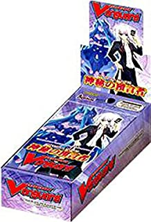 Cardfight Vanguard CFV TCG Card Game MYSTICAL MAGUS EB07 Extra Booster Box ENGLISH VERSION - 15 packs / 5 cards