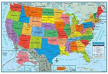 Best american map Reviews