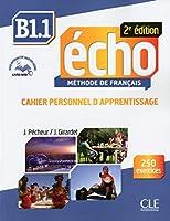 Echo B1.1 Workbook & Audio CD