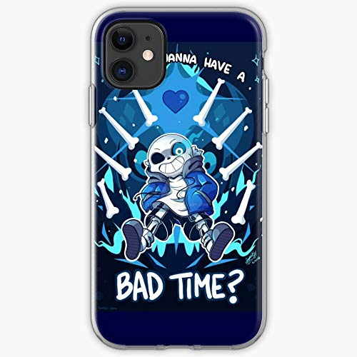 Game Gioco Undertale Sans Anime - - Phone Case for All of iPhone 12, iPhone 11, iPhone 11 Pro, iPhone XR, iPhone 7/8 / SE 2020… Samsung Galaxy