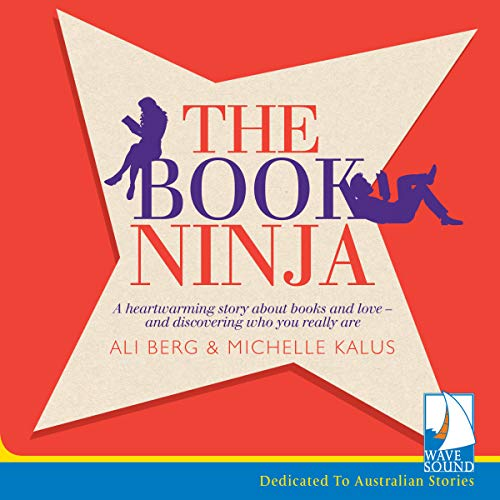The Book Ninja  By  cover art
