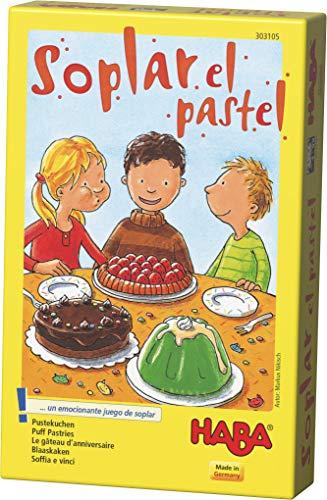 HABA Soplar el Pastel-ESP (303105) ✅