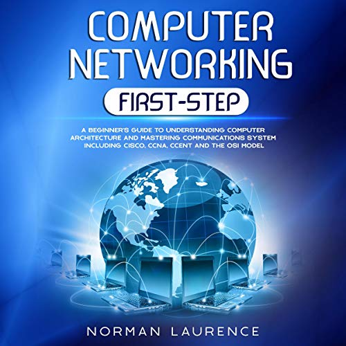 Computer Networking First-Step audiobook cover art