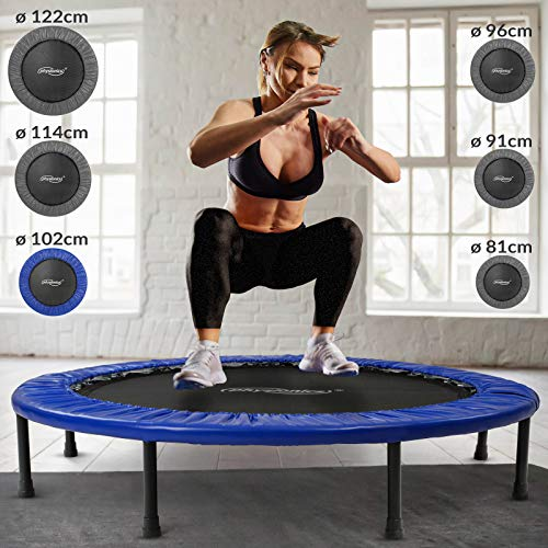 Physionics Fitness Mini-Trampolin