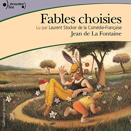 Fables choisies audiobook cover art