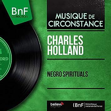 Negro Spirituals (feat. Jacqueline Bonneau) [Mono Version]
