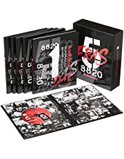 【予約受付終了】完全受注生産限定 「B'z SHOWCASE 2020 -5 ERAS 8820-Day1~5 COMPLETE BOX」 (Blu-ray)