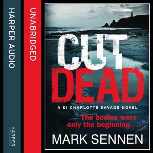 Cut Dead audiobook cover art