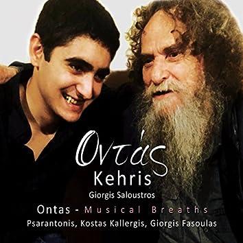 Ontas - Musical Breaths