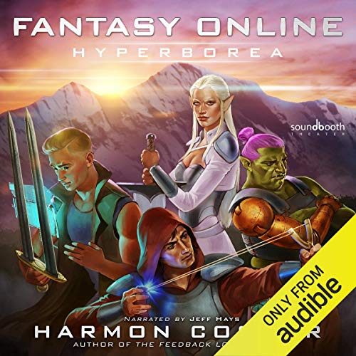 Fantasy Online: Hyperborea cover art