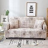 WXQY Funda de sofá elástica con Todo Incluido Conjunto de sofá...