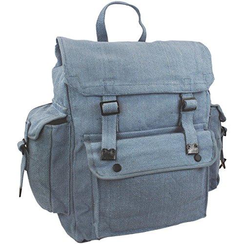 HIGHLANDER Tasche proviant/Borsa Zaino, Blu, 32.5x 35x 14.5cm, 17Litri, bp007RF 01