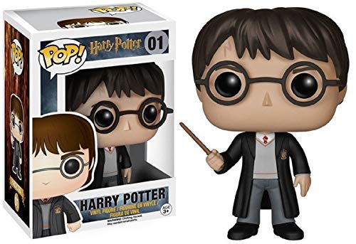 Funko - Figura Harry Potter Pop 10 cm – 0849803058586
