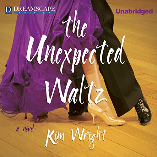 The Unexpected Waltz audiobook cover art