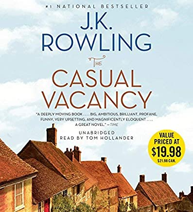 The Casual Vacancy by J. K. Rowling (2013-07-23)