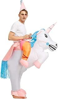 unicorn rider halloween costume