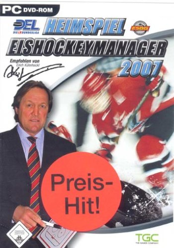 Der Eishockeymanager - Heimspiel 2007 (Budget)