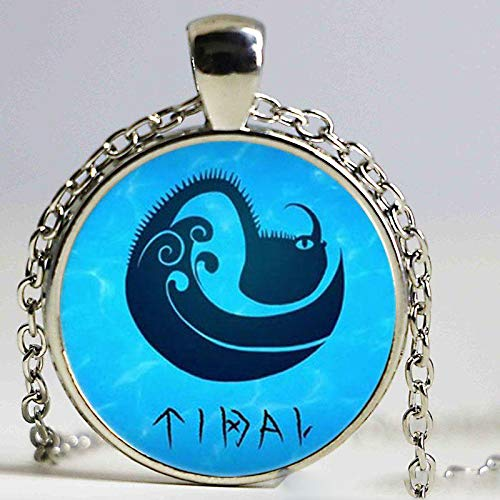 Drop Shipping 6 Style How to Train Your Dragon Anime Pendant Necklace for Women Men Jewelry Manufacturer Wholesale New Style