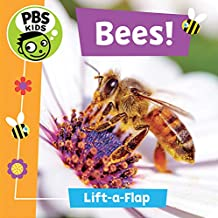 Bees! (Pbs Kids: Children's Interactive Chunky Lift-a-flap Board Book)
