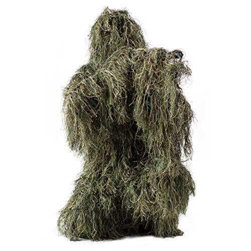 VIVO Ghillie Suit Camo Woodland Camo OUTD-V001M