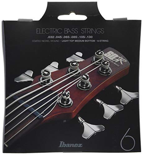 Ibanez IEBS6C - Juego cuerdas para bajo eléctrico