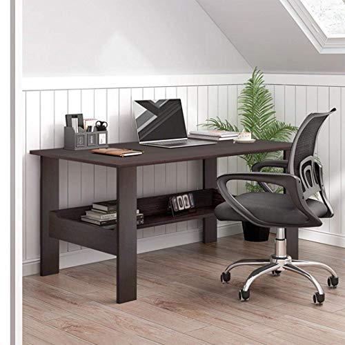 WMY Escritorio para computadora, Escritorio para el hogar Escritorio para computadora Escritorio de Estudio Simple y Moderno Dormitorio Mesa de Estudio para computadora portátil
