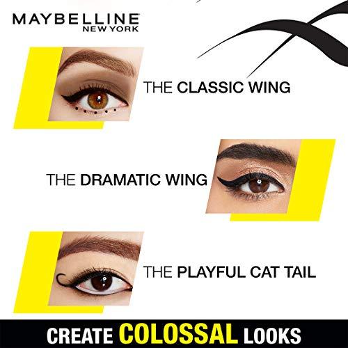 Maybelline New York Colossal Bold Liner & Colossal Kajal - EYE KIT COMBO (Pack Of 2), 7.4 g