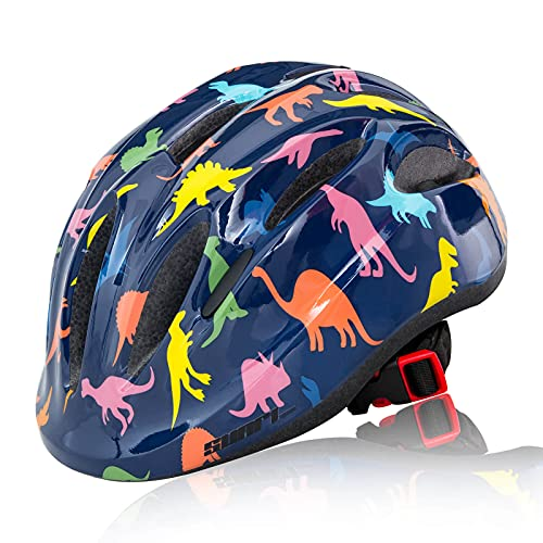 SUNRIMOON Helmet from Toddler to Youth Only $5.99 (Retail $16.99)