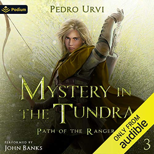 Mystery in the Tundra cover art