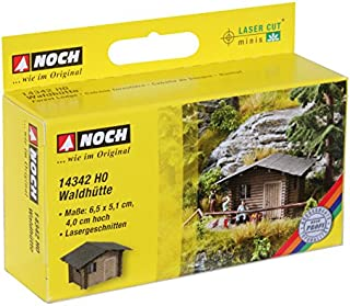 Noch 14342 Forest Lodge H0 Scale  Model Kit
