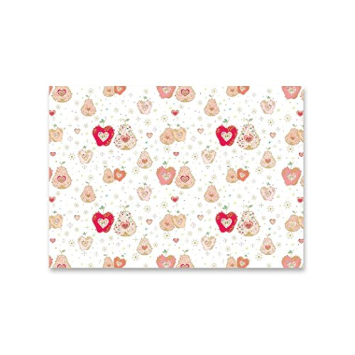 Geschenkpapier NETTO Apple & P Geschenkpapier