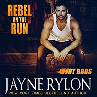 Rebel on the Run audiobook cover art