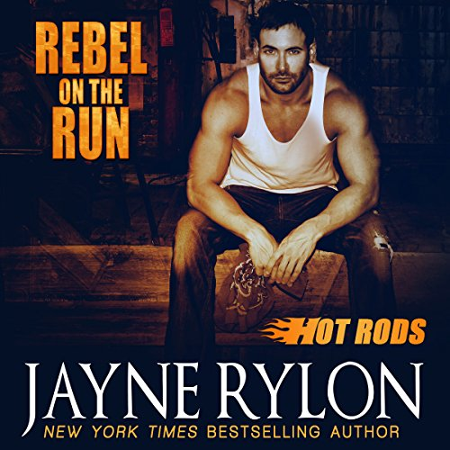 Rebel on the Run audiobook cover art