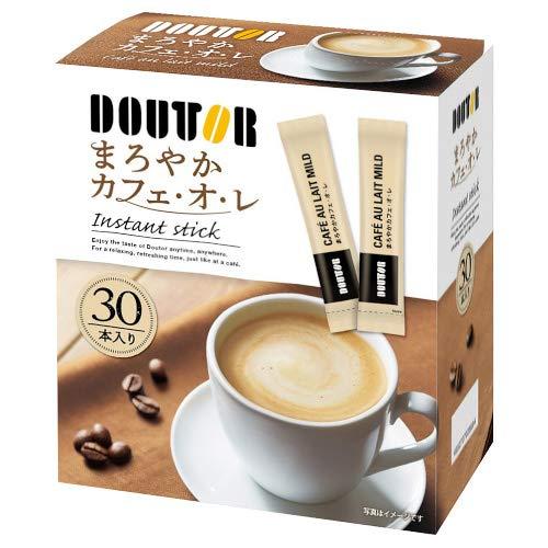 ドトールコーヒー ドトール コーヒー専門店のまろやかカフェ・オ・レ 13g×30P×24箱入