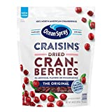 Ocean Spray Sweetened Dried Cranberries, 48-Ounce Bag (Pack of 2)